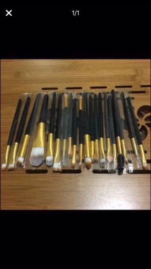 Professional Makaup Brushes set for Sale in Gaithersburg, MD