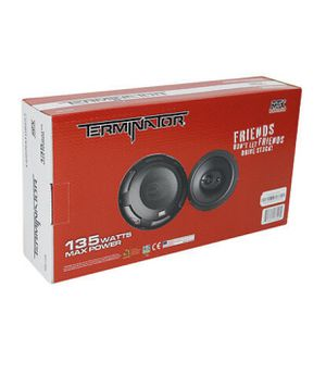 MTX Audio TERMINATOR653 Ohm Coaxial Speakers - Set of 2 for Sale in Richmond, CA