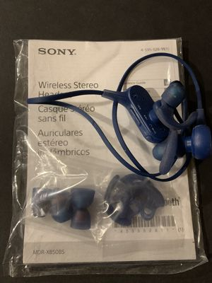 Sony Wireless Headphones for Sale in Tempe, AZ