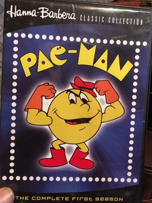 PAC-man cartoons dvd new $10 for Sale in Tulsa, OK
