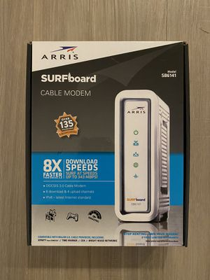 Internet router/modem for Sale in Atlanta, GA