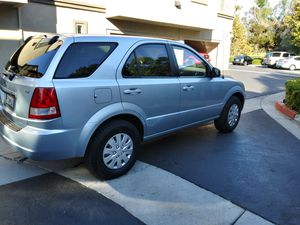 05 kia sorentolx. Great condition! Clean title. Tags04/20. miles 150k for Sale in San Diego, CA