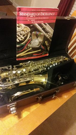 Saxophone Yamaha-Japan for Sale in Glen Carbon, IL