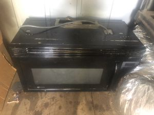 Black microwave for Sale in Old Hickory, TN