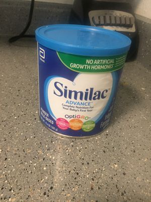 Similac/ paper size 1 for Sale in Irving, TX