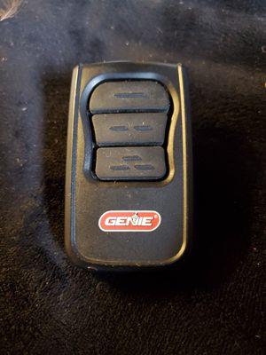 Genie garage door opener for Sale in Ontario, CA