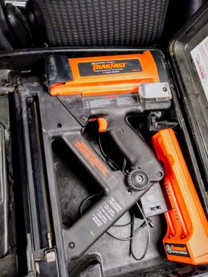 Ramset trackfast nail gun for Sale in Mount Vernon, OH