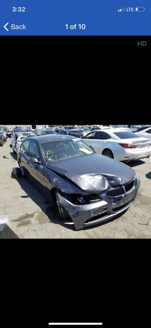 2007 BMW 328I SULEV PART OUT for Sale in Rancho Cordova, CA
