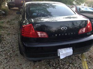 2003 - 2004 Infiniti G35 G35x OEM hood for Sale in Washington, DC