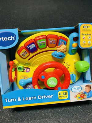 VTech Turn and Learn NEW IN BOX for Sale in Boca Raton, FL