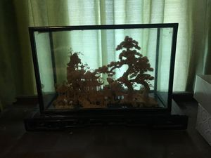 Oriental Chinese Display Case for Sale in Naples, FL