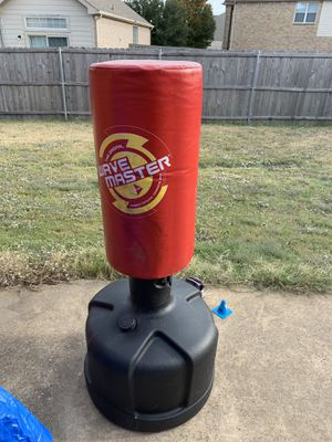 Wave Master Punching Bag for Sale in Mansfield, TX