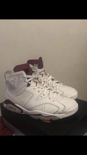 "Jordan 6 ""Maroons"" for Sale in CT, US"