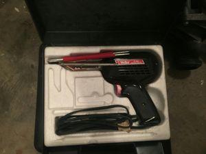 Weller Soldering Gun 240/325W for Sale in Vancouver, WA