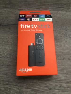 fire tv stick with alexa voice remote for Sale in Nashville, TN