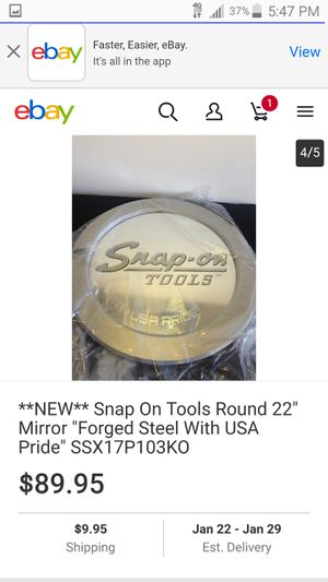 Snap on mirror for Sale in Austin, TX