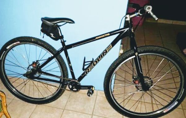 Redline Monocrog 29er 4130 Chromoly Mountain Bike