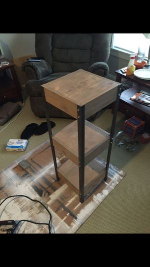 Handcrafted 3 tier shelf for Sale in Kirkland, WA