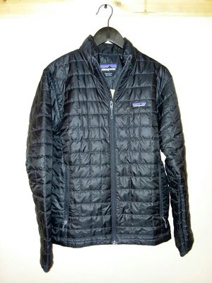 NEW Patagonia - Mens Nano Puff Jacket - Mens Small - Black - NWT MSRP $199 for Sale in Seattle, WA