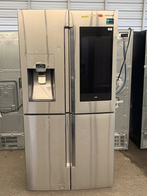 New fridge!! BIG SALE $39 DOWN NO CRÉDIT CHECK for Sale in Houston, TX