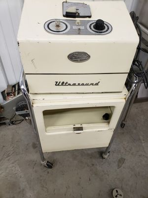 Vintage ultrasound machine for Sale in Columbia, MO
