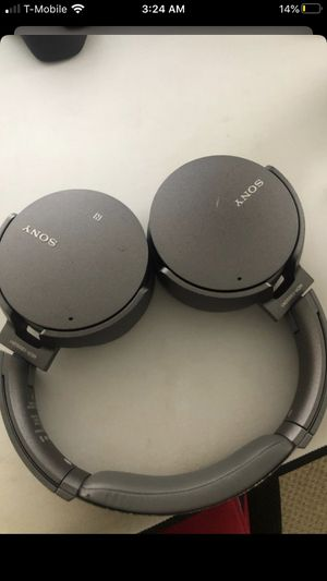 Sony MDR-XB950N1B Wireless Noise Cancelling Extra Bass Headphones for Sale in Bethesda, MD