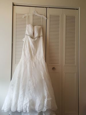 David's Bridal Wedding Dress for Sale in Odenton, MD