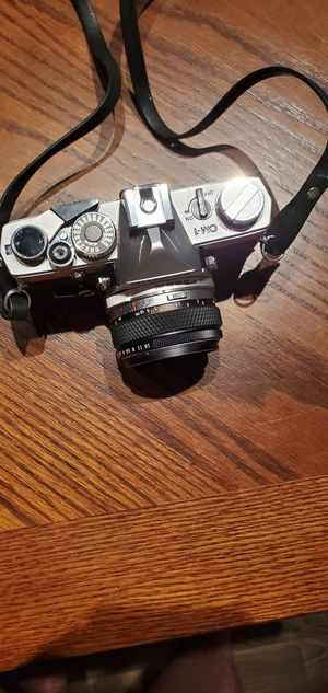 Olympus camera and Nikon lense for Sale in Youngtown, AZ