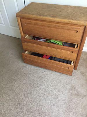 3 Floor Dresser wooden Material for Sale in Lynchburg, VA