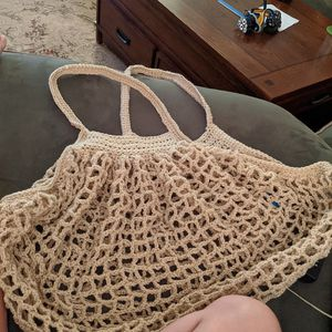 Handmade French market bag for Sale in Westwood, NJ