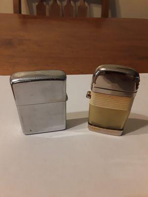 2 Old Lighters Zippo & Scripto for Sale in Pinellas Park, FL