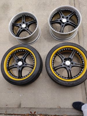 """18"""" SSR GT3 Wheels / Rims 
