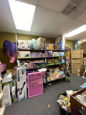 Lots of toys games child products etc for Sale in Warminster, PA