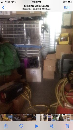 10x20 storage unit / motorcycle parts for Sale in Phillips Ranch, CA