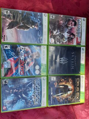 Xbox 360 games $10 each now in NE DC for Sale in Washington, DC