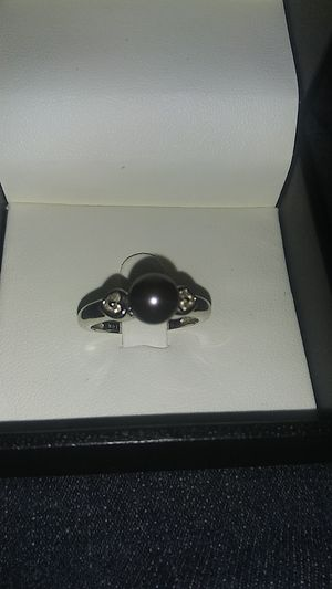 14k white gold ring for Sale in Portland, OR