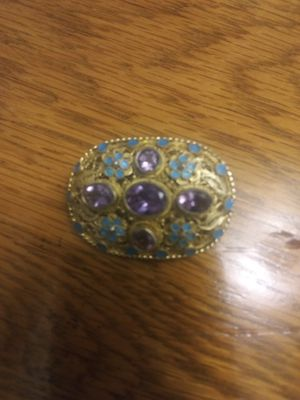BROOCH PURCHASED AT SMITHSONIAN IN WASHINGTON DC for Sale in Lakewood, CO