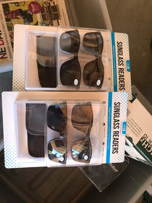 Reader's sunglasses for Sale in Centennial, CO