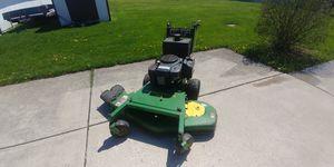 John Deere GS75 commercial walk behind mower for Sale in Centerburg, OH
