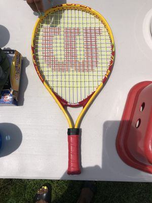 Kids Wilson tennis racket for Sale in Bowie, MD