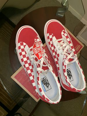 Brand new men's vans size 11 Price is firm for Sale in The Bronx, NY
