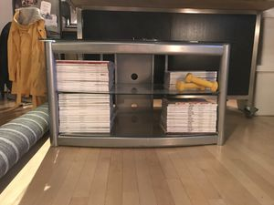 Metal TV Stand for Sale in Portland, OR