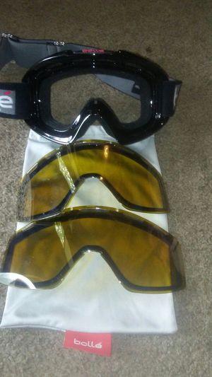 Bolle' professional ski goggles for Sale in Elk Grove, CA