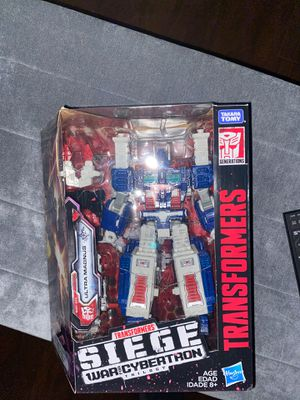 Transformers ultra magnus for Sale in Moreno Valley, CA