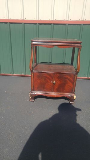 Antique side table for Sale in Olympia, WA
