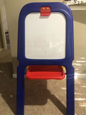 Kids whiteboard two sided for Sale in Cary, NC