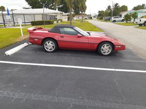 Chevy Corvette 1989 for Sale in Fort Lauderdale, FL