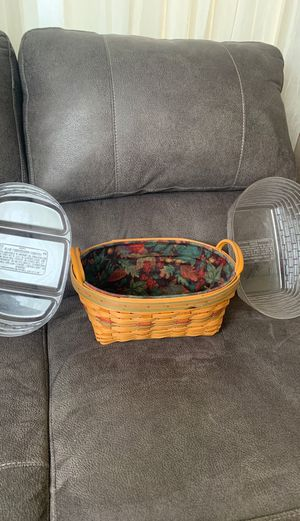 Longaberger Basket for Sale in Port Richey, FL