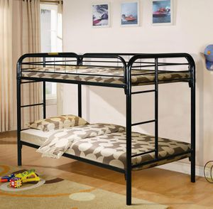 Twin/twin bunk bed for Sale in Dearborn, MI