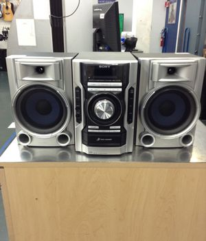 Sony MHC-EC55 Home Stereo System for Sale in Chicago, IL